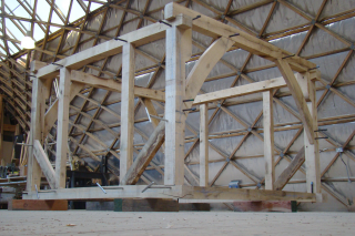 Timber framing from scratch