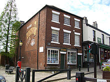 Rochdale Pioneers Museum (Lincoln coach pick up)