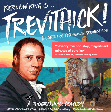 Trevithick! - Friday 28th October 2016 - 7:30pm.