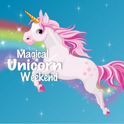 Magical Unicorn Weekend: 15th and 16th September