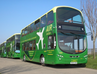 A4 Bristol Airport to Bath Bus Service