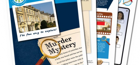Bradford on Avon Murder Mystery Treasure Trail