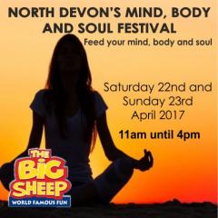 North Devon Mind, Body and Soul Festival - GROUP WORKSHOPS