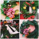 Family Wreath Making