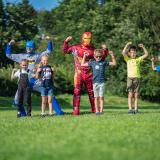 Superheroes Weekend 28/29th September 2019
