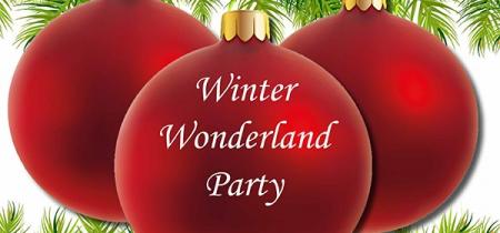 Winter Wonderland Party (2-5 years)