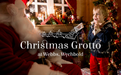 Wychbold Christmas Grotto 2017