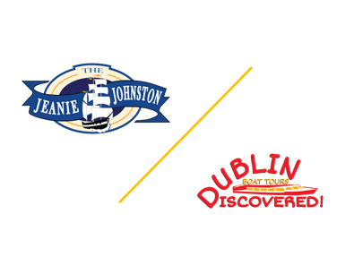 Jeanie Johnston and Dublin Discovered Combination Tickets