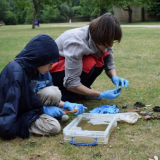 Young Archaeologists' Club - artefact identification