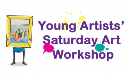 Young Artists' Saturday Art Workshops