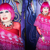 Zandra Rhodes: 50 Years of Fabulous