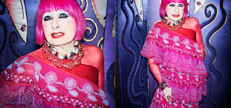 Zandra Rhodes: 50 Years of Fabulous