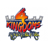 4 Kingdoms Adventure and Play Family Farm Logo