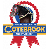 Cotebrook Shire Horse Centre Logo