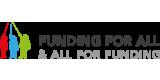 Funding For All Logo