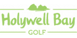 Holywell Bay Golf Logo