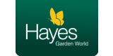 Hayes Garden World Logo