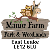 Manor Farm Park and Woodlands Logo