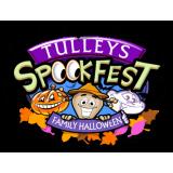 Tulleys Farm Daytime Halloween Logo