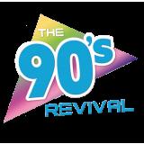 The 90s Revival Logo