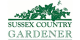 Sussex Country Gardener Logo
