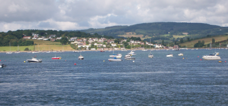 Long River Exe Cruise (2 hrs 15 mins) from Exmouth