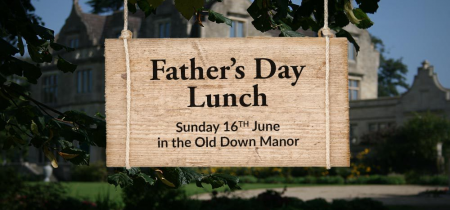 Fathers Day Manor House Lunch