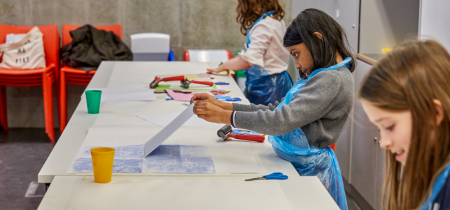 Art Club for 8 - 12 year olds, beginning 26 September 2019, 4-5.30pm