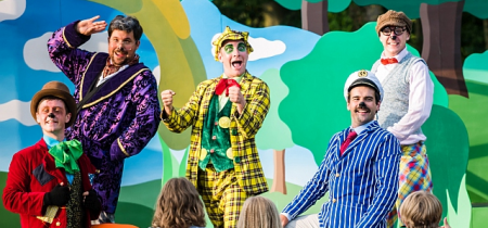 Outdoor Theatre The Wind in the Willows