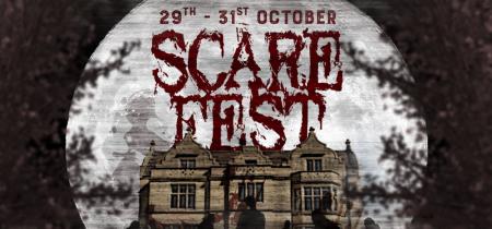 Scarefest Terror Trail
