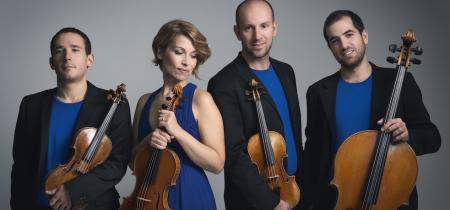 Quartetto Noûs, Thursday 6 February, 8pm