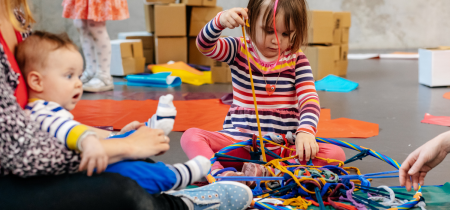 Early Years Studio, July - September 2019