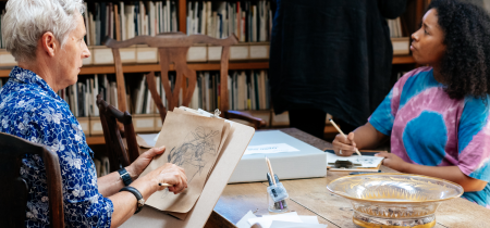 Adult Workshop: Drawing from the collection, 14 September 2019, 10am
