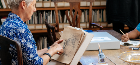 Adult Workshop: Drawing from the Collection, 29 February 2020, 10am-1pm