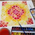 Coffee & Crafts - Islamic Geometric Pattern Art
