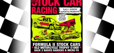 Stock Car & Banger Racing Sunday 22nd September United Downs Raceway 1pm