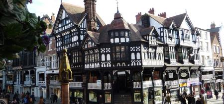 Tudor Tour: Walking Tour of Chester