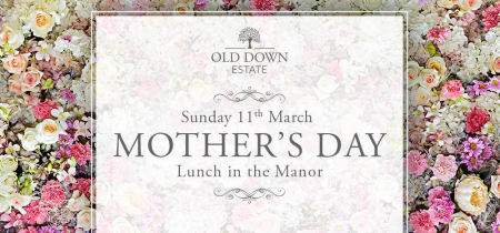 Mother's Day Lunch in the Manor