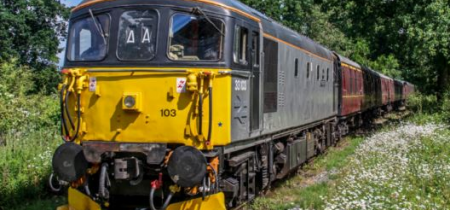 Summer Diesel Gala Travel Tickets