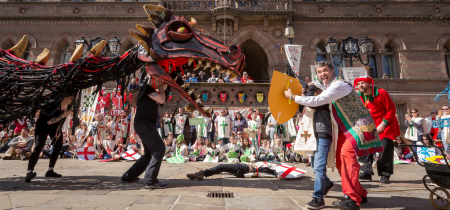 Launch of Chester Heritage Festival 2018