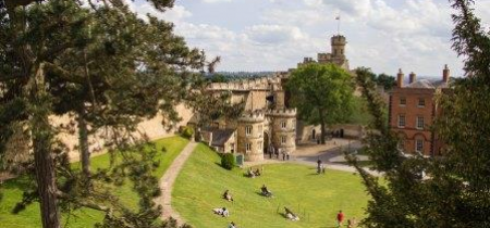 Castle Day Ticket with Grounds Tour