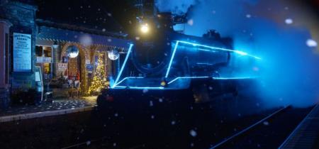 Steam in Lights from BRIDGNORTH