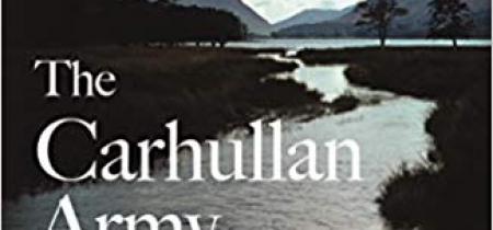Gothic Bookclub:  The Carhullan Army by Sarah Hall