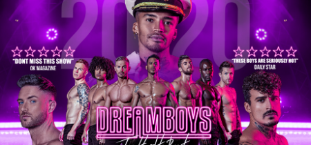 Dreamboys Too Hard To Resist
