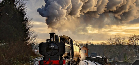 The Enchanted Express from BRIDGNORTH