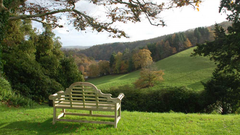 8-Week Mindfulness for Health and Well-being at Sharpham (with Jo Gosling and Dan Batts)