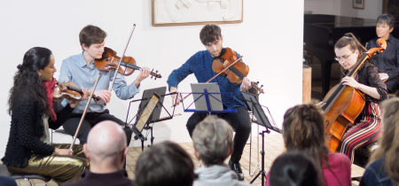 Chamber Music Subscription 2019-2020