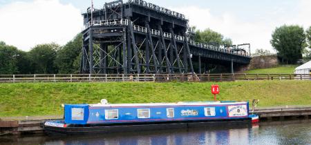 Anderton Boat Lift - Residents Festival - 20% OFF BOAT TRIPS