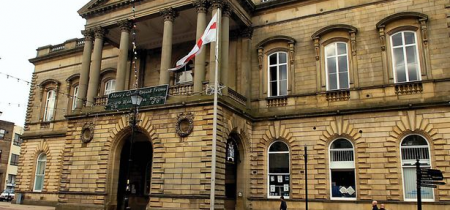 Gin Jamboree 3rd November 2018 - Accrington Town Hall