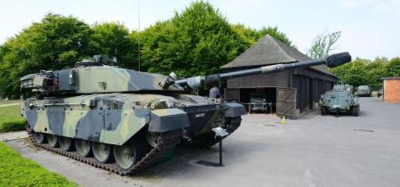 Aldershot Military Museum Visiting Time